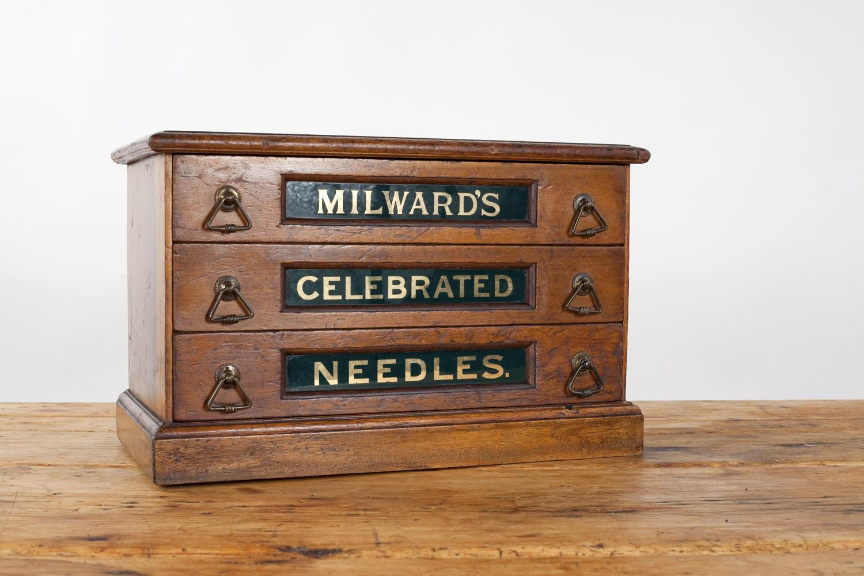 Milward's Celebrated Needles