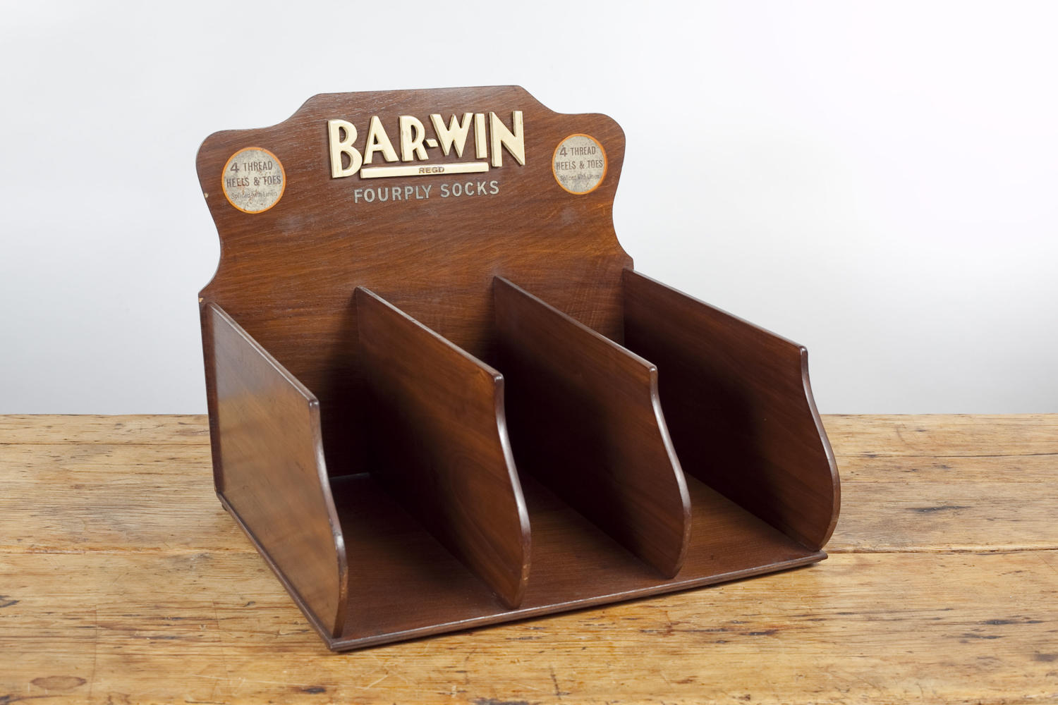 Vintage Bar-Win shop display stand