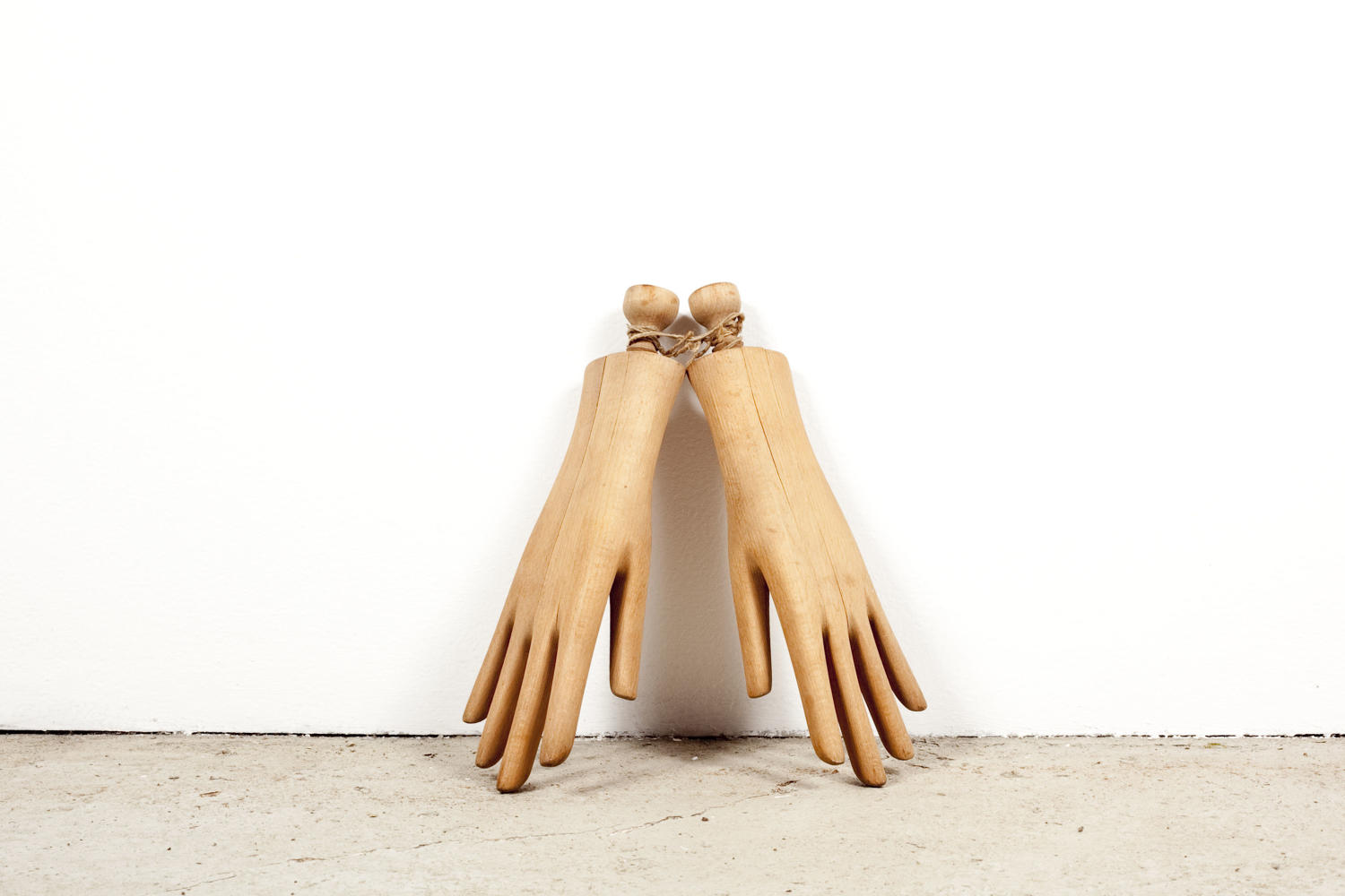 Vintage glove stretchers