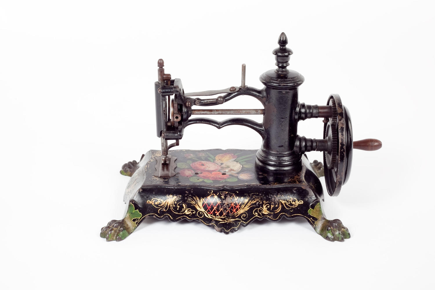 Mid 19th century 'Paw Foot' sewing machine