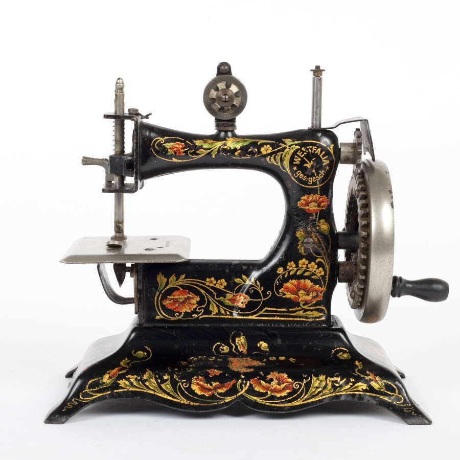 'Westfalia' or 'No.7' sewing machine by Casige