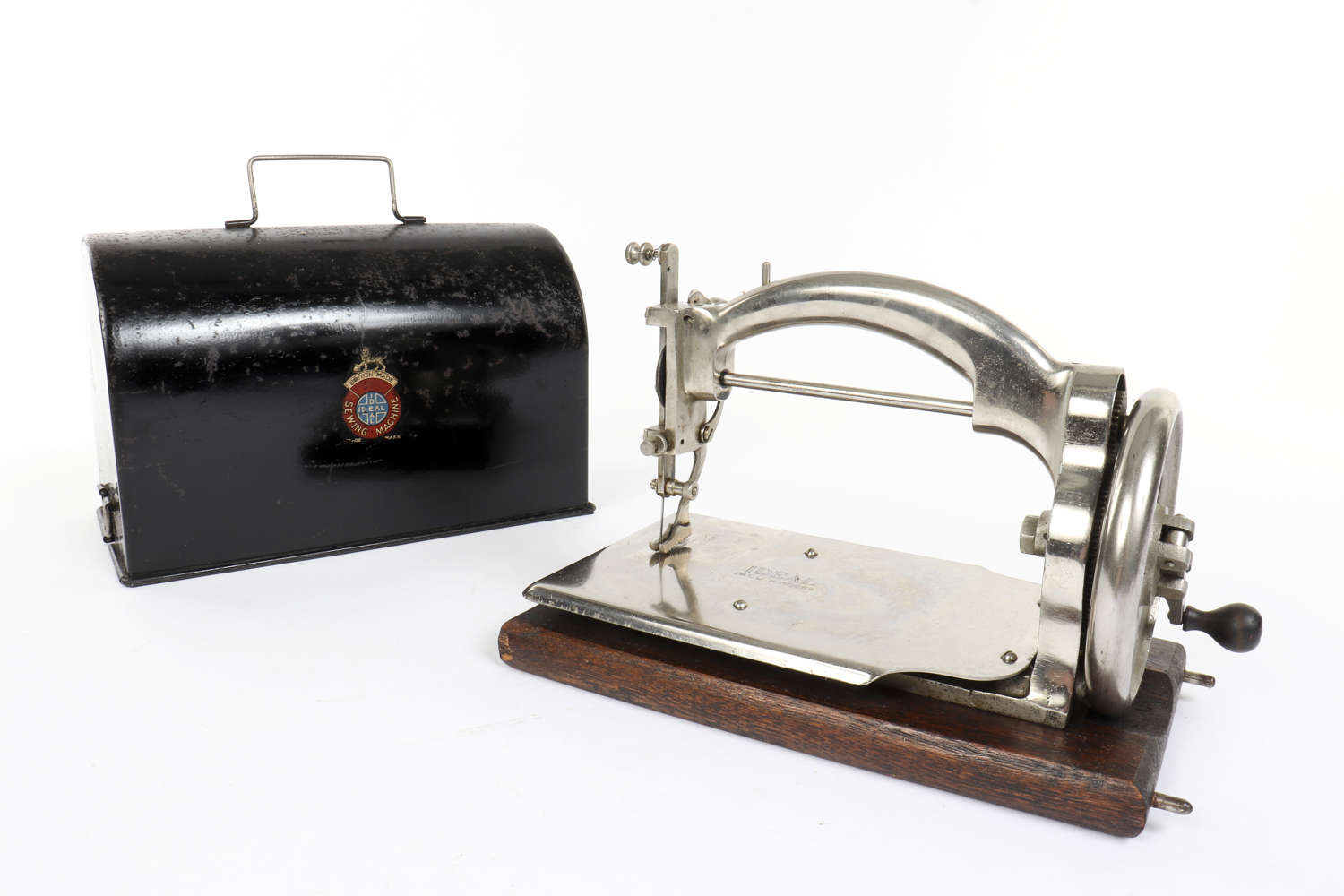 The 'Ideal' sewing machine