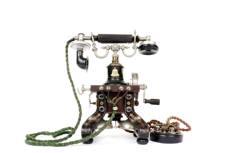 Ericsson 'Skeleton' Telephone
