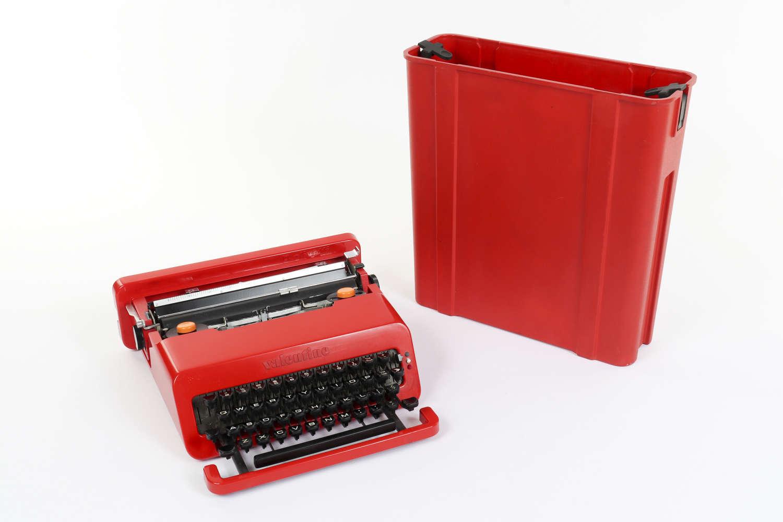 Olivetti 'Valentine' typewriter