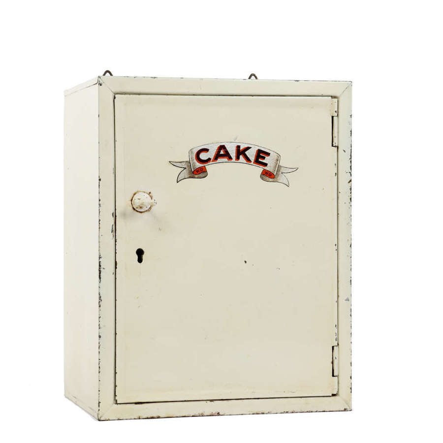 Mid 20th century cake safe