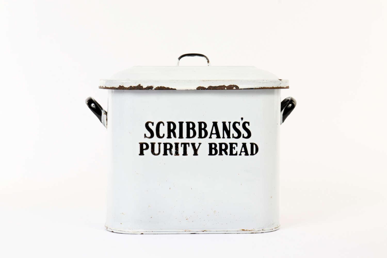 Scribbans's Purity Bread Bin